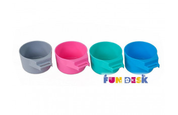 Подстаканник FunDesk SS7 Blue, Green, Pink