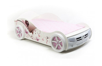Кровать-машина Фея без страз SWAROVSKI ABC-KING