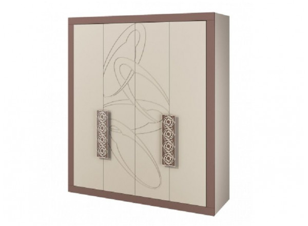 Шкаф для одежды МН-118-04