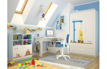 Детская мебель Builder МЕБЛИК