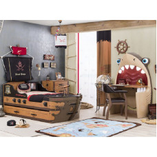 Детская мебель CILEK Black Pirate