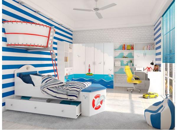 Детская комната Ocean ABC-King