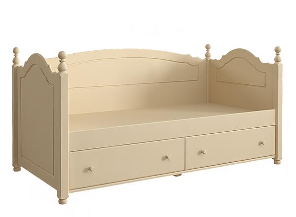 Диван-кровать с ящиками Французкие мотивы