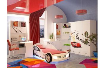 Детская комната Formula ABC-King