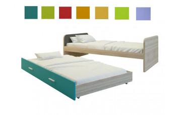 Кровать с дополнительным спальным местом Geko-03 Миларосо