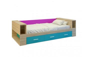 Кровать-диван Geko-04 Миларосо