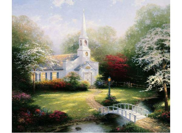 Фотообои Церквушка