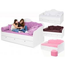 Кровать-диван ABC-KING Princess (без ящика и матраса)