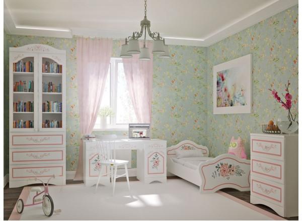 Детская мебель в комнату Прованс (Миларосо)