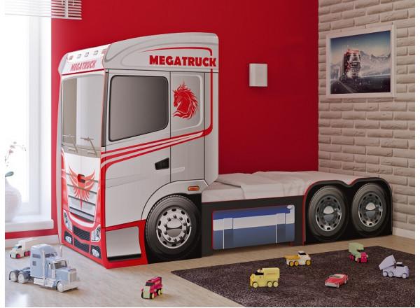 кровать машина Truck Миларосо