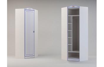 Детский шкаф угловой Миларосо КАПИТАН К-24