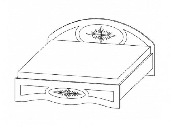 Кровать К1-160