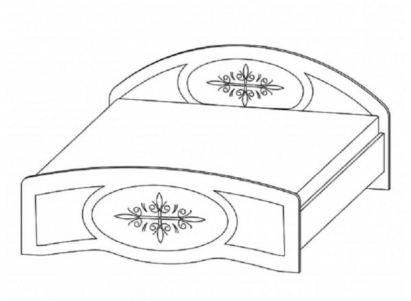 Кровать К2-160П