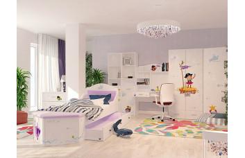 Детская комната Pirates ABC-King (Пиратка)