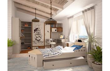 Детская комната Pirat ABC-King (Пират Адвеста)