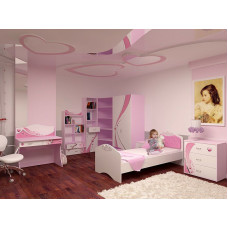 Детская комната ABC-King  Princess со стразами SWAROVSKI