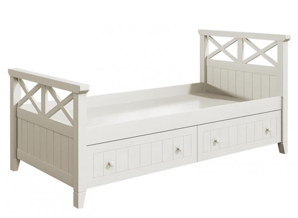 Кровать с ящиками Океан Артим