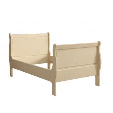 Кровать Ладья 90х150 Французкие мотивы Артим