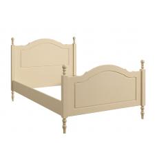 Кровать резная 90х150 Французкие мотивы