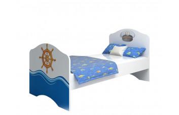 Детская кровать классика Ocean ABC-King