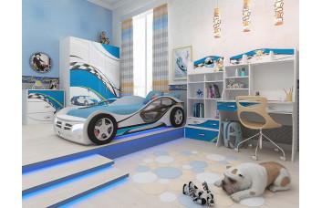 Детская комната La-Man ABC-King Ламан