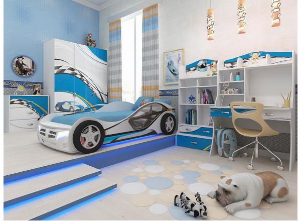 Детская комната La-Man ABC-King