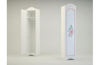 ПРОВАНС Шкаф с 1 дверью для одежды Р-19 (Миларосо)
