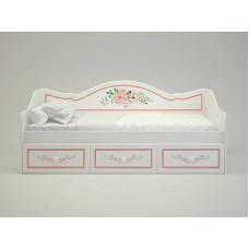 Прованс Кровать-диван 190х80 RM-40 (Милароса)