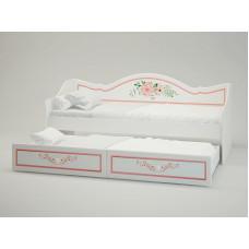 ПРОВАНС Кровать-диван с выдвижным спальным местом Р-41 (Милароса)