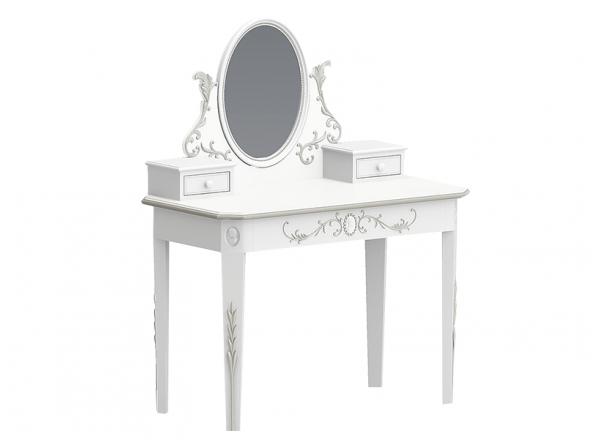 Столик туалетный с зеркалом Романс