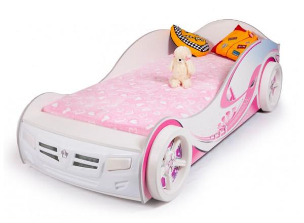 Кровать машина Princess (Принцесса адвеста) ABC-KING