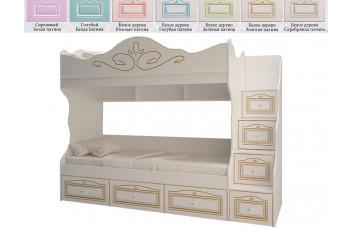 Двухъярусная кровать RM-05 (Милароса)