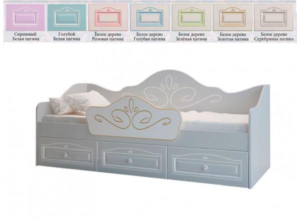 Ограничитель для кровати RM-06 RM-07 Ромео (Миларосо)