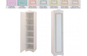 Шкаф с 1-й дверью для белья RM-18 Ромео (Миларосо)