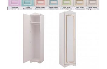 Шкаф с 1-й дверью для одежды RM-19 Ромео (Миларосо)