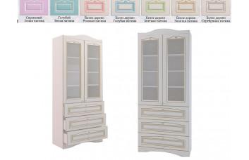 Шкаф-витрина большой RM-26 (Миларосо)