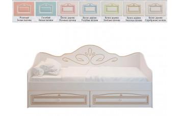 Кровать-диван 41 (Милароса)