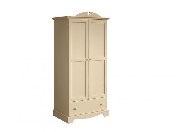 Шкаф платяной 2-х дверный Французкие мотивы