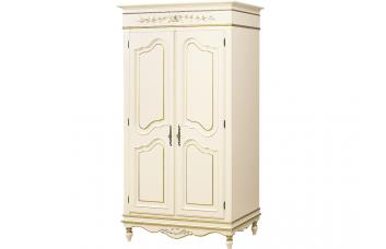 Шкаф 2-створчатый  роспись с золотом