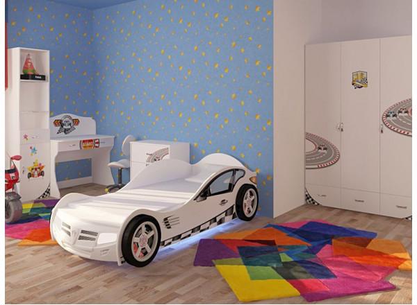 Кровать-машина Sport ABC-KING