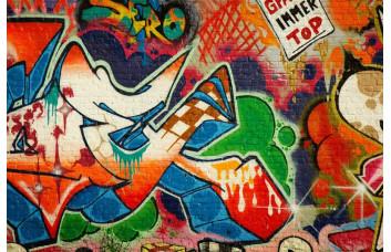 Фотообои Граффити 001