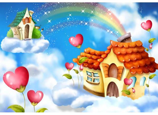 Фотообои Волшебный домик