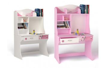 Детский стол с надстройкой ABC-King Princess
