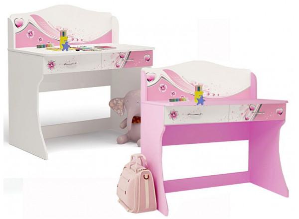Детский стол без надстройки ABC-King  Princess