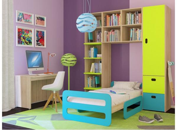 Детская мебель-конструктор Тетрис Миларосо