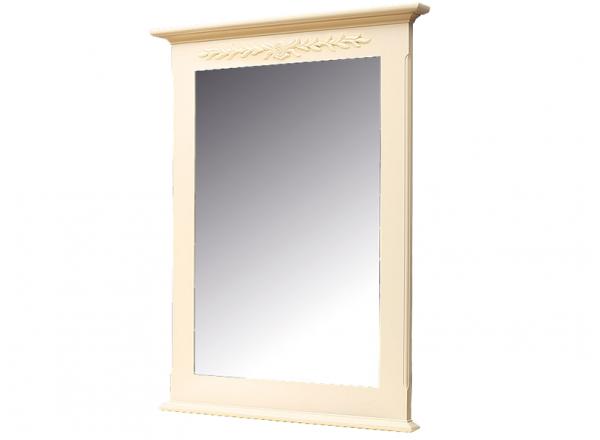 Зеркало навесное роспись с золотом